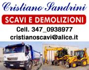 Sandrini Cristiano scavi