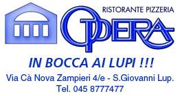 Ristorante Pizzeria Opera